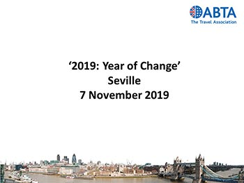 Time to Share, 2019:Year of Change