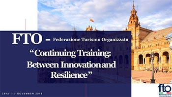 Time to Share. Continuing Training: Bet-ween Innovation and Resilience